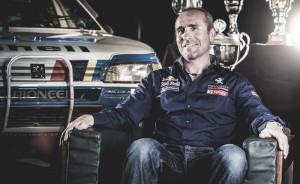 И Стефан Петерханзел с Peugeot на рали Дакар 2015!