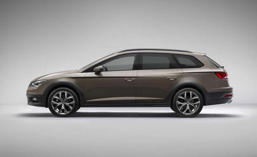 seat leon st x perience allroad. Black Bedroom Furniture Sets. Home Design Ideas