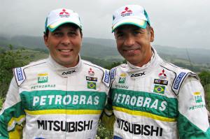 Карлос Соуса отива в Mitsubishi Petrobras за Дакар 2015
