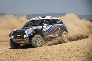 Над 200 машини на старта на Baja Aragon 2014