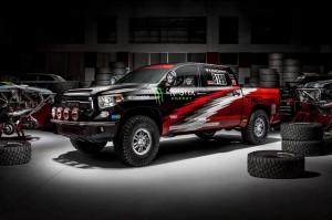 Toyota Tundra TRD Pro 2015 атакува Baja 1000