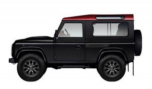 Лимитирана серия Land Rover Defender Africa Edition