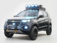 Chevrolet Niva официално и детайлно (галерия и видео)