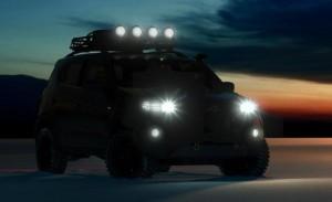 Ще видим бъдещия Chevrolet Niva в Москва