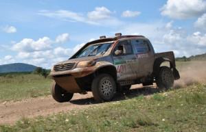Ал Атия победи в Hungarian Baja 2014, българите аут