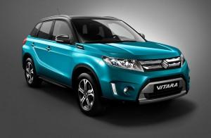 Ето го изцяло новият Suzuki Vitara (видео)