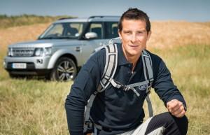 Беър Грилс е новият посланик на Land Rover