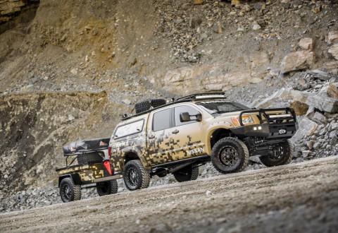Nissan Project Titan поема на експедиция в Аляска