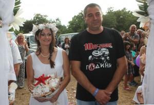 Първата офроуд сватба в България е факт