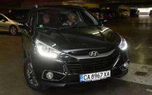 "Шлесер пробва Hyundai Santa Fe T1 на ""Балкан Маратон"""