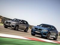 Ето ги новите BMW X5 M и X6 M (галерия)