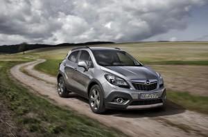 """Opel Mokka 1.6 CDTI с """"шептящ дизел"""" представен в Париж"""