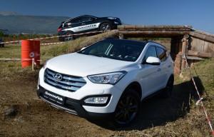 Над 500 души посетиха Hyundai Off Road Show в София