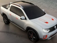 Концептуален пикап Dacia Duster Oroch за Сао Пауло