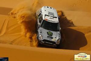 Бареда, Теранова и Де Рой поведоха в рали Мароко 2014 (видео)