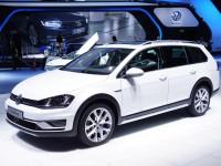 Volkswagen Golf Alltrack: още едно оф-роуд комби