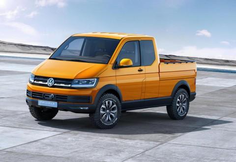 Volkswagen Tristar хвърля поглед върху бъдещия Т6