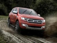 Новият Ford Everest на базата на Ranger (галерия и видео)