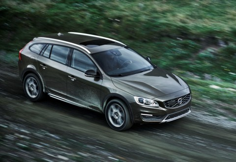 Ето го новото Volvo V60 Cross Country (галерия + видео)