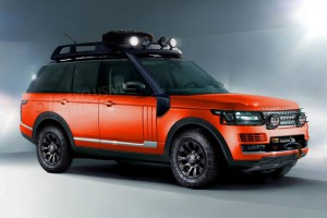 Autoexpress preview extreme Range Rover