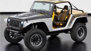 Следващият Jeep Wrangler ще е с 8-степенен автоматик