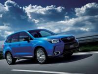 Официално: Subaru Forester tS мачка с 280 к.с.