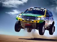 Renault Duster Team се цели в топ 10 на рали Дакар 2015