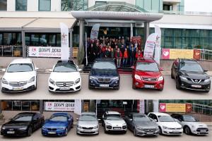 Кола на годината 2015: финалистите