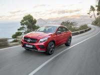 Новият Mercedes GLE Coupe официално