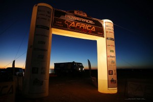 Africa Eco Race 2015: report Day 1
