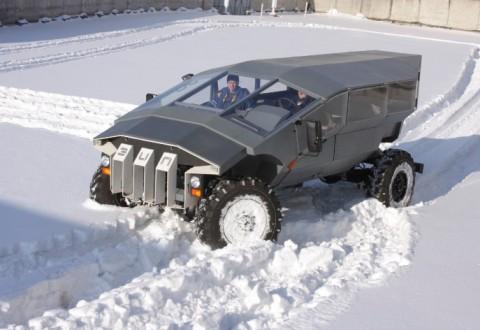 ЗИЛ подготвя конкурент на Humvee за руската армия