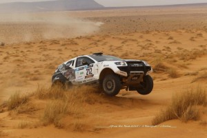 Africa Eco Race 2015: report Stage 8