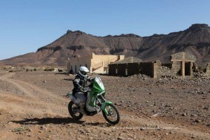 AFRICA ECO RACE 2015 : REPORT STAGE 9