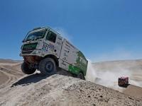 Рали Дакар 2015: камионите ексклузивно (галерия)