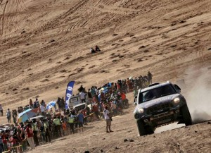 Dakar 2015: report Day 4 – Chile (video)