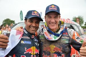 Дакар 2015: шампионите при автомобили и камиони
