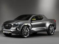 Концептуалният Hyundai Santa Cruz Crossover (галерия)