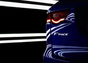 Кросоувърът Jaguar F-Pace на пазара догодина