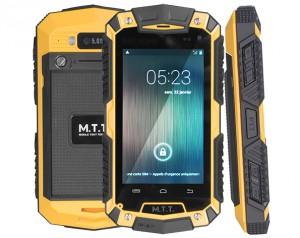 Бюджетен удароустойчив смартфон M.T.T. Smart Robust