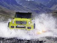 Нови детайли за култовия Mercedes G 500 4×4² (галерия)