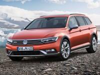 Ето го новия Volkswagen Passat Alltrack