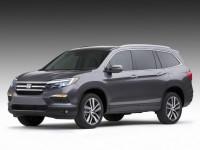Новият Honda Pilot прилича на пораснало CR-V