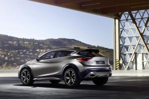 Infiniti QX30: по-луксозен Nissan Juke?