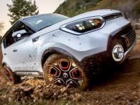 Kia Trail'ster: предвестникът на Soul AWD детайлно