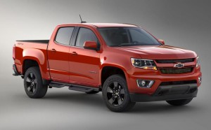 Нова спецверсия Chevrolet Colorado GearOn