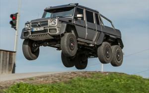 Край на Mercedes-Benz G63 AMG 6×6?