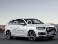 Мощен, но екологичен: Audi Q7 e-tron 3.0 TDI quattro