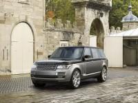 Мега лукс и мощ: Range Rover SVAutobiography