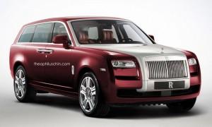Rolls-Royce SUV официално, ще е на нова платформа