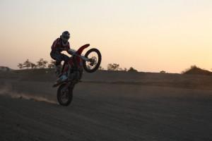 Ники Йовчев с нова Honda за първи кръг от РШ по мотокрос